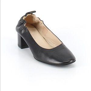 Everlane day heel black